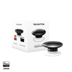 Fibaro Motion Button schwarz | Dodax.ch