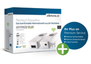 Devolo Advanced Wlan V2 | Dodax.at