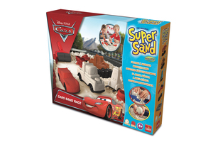 Goliath Super Sand Disney Cars | Dodax.fr