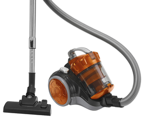 Clatronic BS 1302 Cylinder vacuum cleaner 700W A Orange | Dodax.at