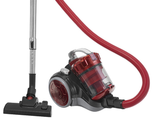 Clatronic BS 1302 Cylinder vacuum cleaner 700W A Rot | Dodax.at