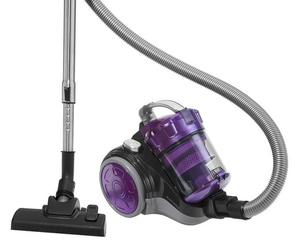 Clatronic BS 1302 Cylinder vacuum cleaner 700W A Violett | Dodax.at
