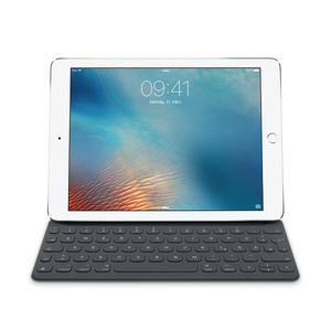 Apple Smart Keyboard, Schwarz, DE, 9.7"