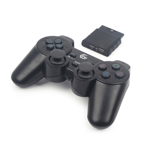 Gembird JPD-WDV-01 Gamepad PC,Playstation 2,Playstation 3 Nero periferica di gioco | Dodax.it