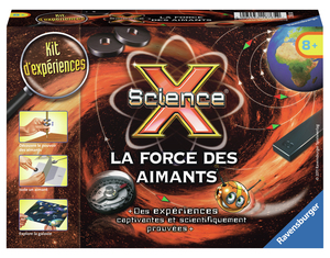 ScienceX force des aimants,f | Dodax.ch