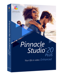 Pinnacle Studio 20 Plus, 1 DVD-ROM | Dodax.at