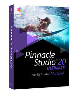 Corel - Pinnacle Studio (20 Ultimate) | Dodax.ch