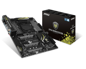 MSI X99A WORKSTATION Intel X99 LGA 2011-v3 | Dodax.ch