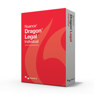 Nuance Dragon NaturallySpeaking Legal Individual 15 Wireless | Dodax.ch