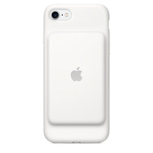 Apple - Smart Battery Case for iPhone 7, White (MN012ZM/A) | Dodax.ch