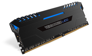 Corsair DDR4 Vengeance Blue LED 16GB 2-Kit | Dodax.ch