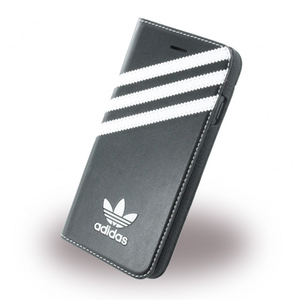 Adidas Originals Booklet case Apple iPhone 7 Zwart-Wit