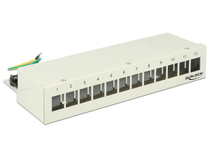 DeLOCK 43335 patch panel | Dodax.com