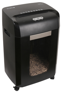 Olympia CC 518.4 Particle-cut shredding 65dB Noir destructeur de papier | Dodax.fr