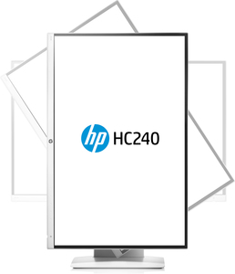 HP HC240 24-inch Healthcare Edition Display | Dodax.ch