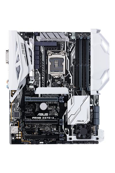 ASUS PRIME Z270-A Intel Z270 LGA 1151 (Socket H4) ATX motherboard | Dodax.co.uk