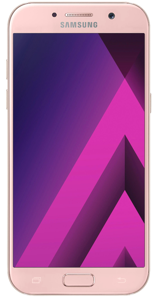 Samsung SM-A520 Galaxy A5 2017 32GB pink | Dodax.at