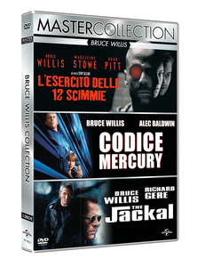 Universal Pictures Bruce Willis Collezione | Dodax.it
