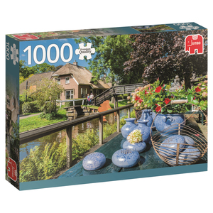 Premium Collection Giethoorn, The Netherlands 1000 pieces | Dodax.co.uk