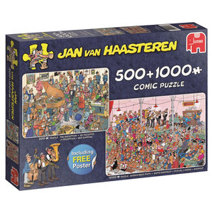 Puzzle Let's Party! | Dodax.ch