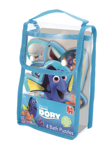 Disney Finding Dory (Kinderpuzzle), 4 in 1 Badepuzzle | Dodax.ch
