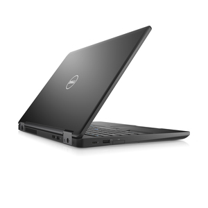 "DELL Latitude 5580 2.8GHz i5-7440HQ 15.6"" 1920 x 1080pixels Black Notebook 