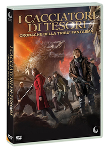 Eagle Pictures Chronicles of the Ghostly Tribe DVD 2D Englisch, Italienisch | Dodax.ch