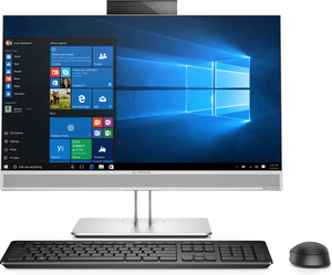 """HP EliteOne 800 G3 3.4GHz i5-7500 23"""" 1920 x 1080pixels Silver All-in-One PC 