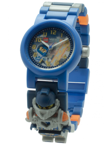 Lego Nexo Knights Armbanduhr Clay Mini-Fi | Dodax.at