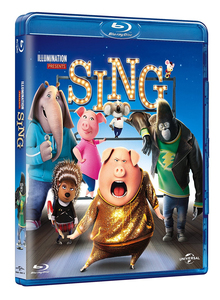 Universal Pictures Sing, Blu-Ray Blu-ray 2D English | Dodax.ca