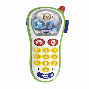 Chicco Vibrating Photo Phon Child Boy/Girl learning toy | Dodax.com