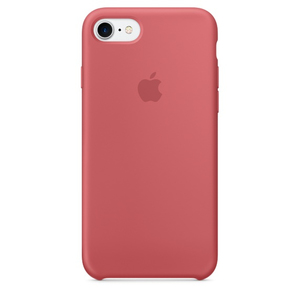 Apple iPhone 7 Silicone Case Camellia | Dodax.at