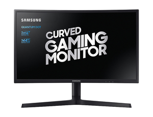 "Samsung C24FG73 LED 23.5"" Full HD LED Noir écran plat de PC 