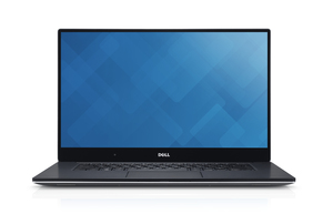 "DELL XPS 9560 2.8GHz i7-7700HQ 15.6"" 3840 x 2160pixels Touchscreen Black,Silver Notebook 