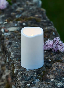 Sirius Home Storm LED White electric candle | Dodax.co.uk