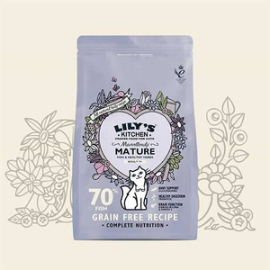 Lily's Kitchen HE631009 800g Adult Salmon,Whitefish cats dry food | Dodax.com