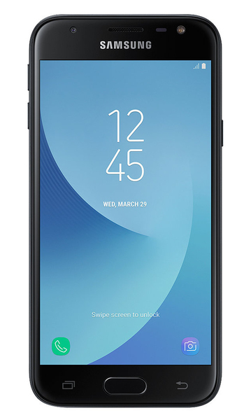 Samsung SM-J330F Galaxy J3 2017 black | Dodax.at