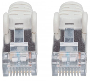 Intellinet 7.5m Cat7 S/FTP 7.5m Cat7 S/FTP (S-STP) Grey networking cable | Dodax.co.uk
