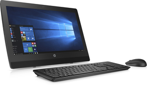 HP ProOne 400 G3 20-inch Non-Touch All-in-One PC | Dodax.co.uk