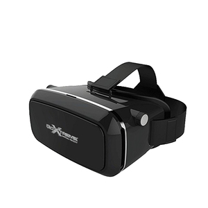Easypix GoXtreme VR-Glasses Smartphone-based head mounted display 380g Black | Dodax.co.uk