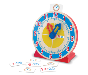 Melissa & Doug Turn & Tell Clock | Dodax.es
