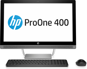 """HP ProOne 440 G3 3.4GHz i5-7500 23.8"""" 1920 x 1080pixels Black,Silver All-in-One PC 