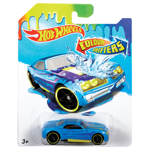 Hot Wheels - Color Shifters Assortment (BHR15) | Dodax.ca