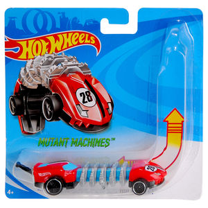 Hot Wheels - Hot Wheels City Mutant Machines Fahrzeuge, Sortiment (BBY78) | Dodax.ch