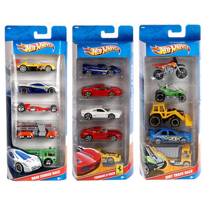 Hot Wheels 5-er Set, 1:64 | Dodax.at