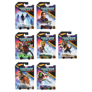 Basic Car Guardian of Galaxy - assortiert | Dodax.ch