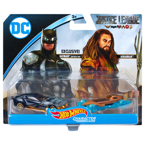 Hot Wheels Justice League | Dodax.fr
