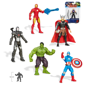 Hasbro - Marvel Avengers All Star Figur, Sortiment (B6295) | Dodax.ch