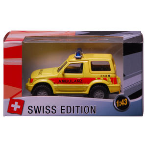 Image of Swiss-Ambulanz SUV