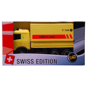 Image of Swiss-Ambulanz LKW